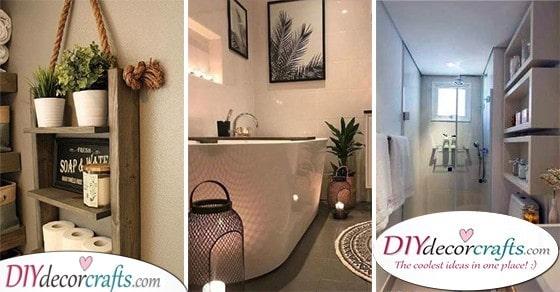 BATHROOM DESIGN IDEAS - Best Bathroom Designs
