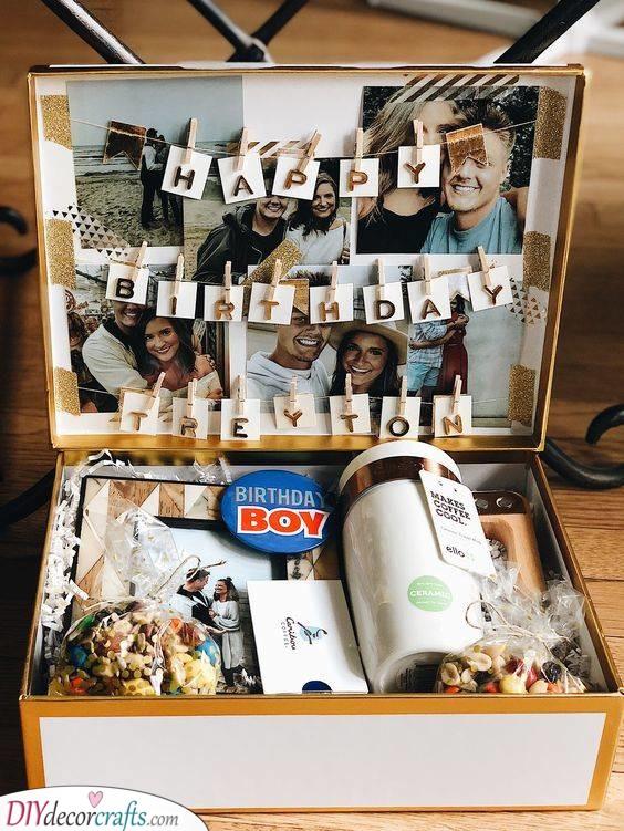 Brilliant Birthday Gifts for Men - Birthday Presents for Him