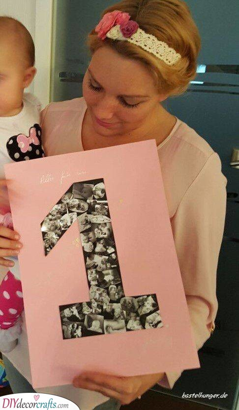 Personalised First Birthday Gifts - Baby's First Birthday Ideas