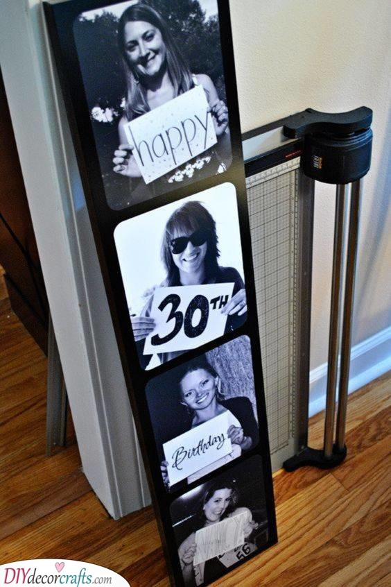 Great Gift Ideas for 30th Birthday - 30th Birthday Presents