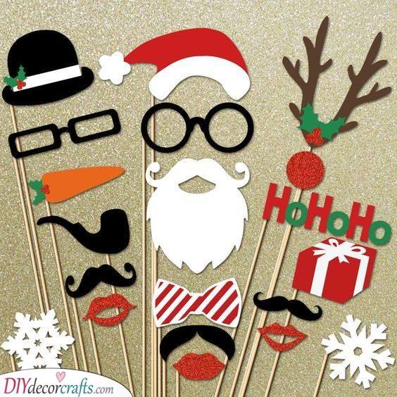 Christmas Party Decoration Ideas - DIY Christmas Party Decor
