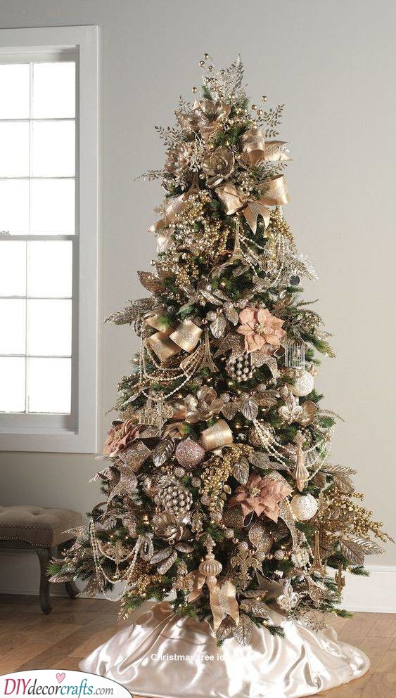 Christmas Tree Decorating Ideas - Christmas Tree Decorations