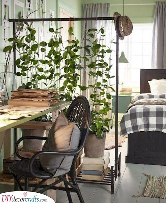 Room Divider Ideas - Separating Your Rooms
