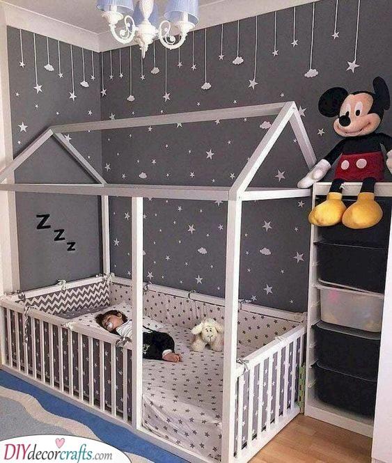 Toddler Boy Room Ideas - Little Boy Room Ideas
