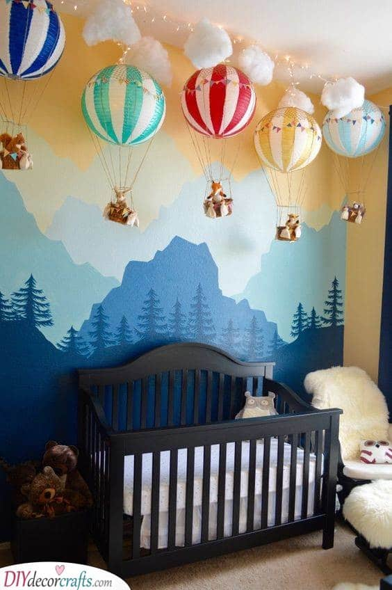 Children Room Ideas - Little Bedroom Ideas for Small Rooms
