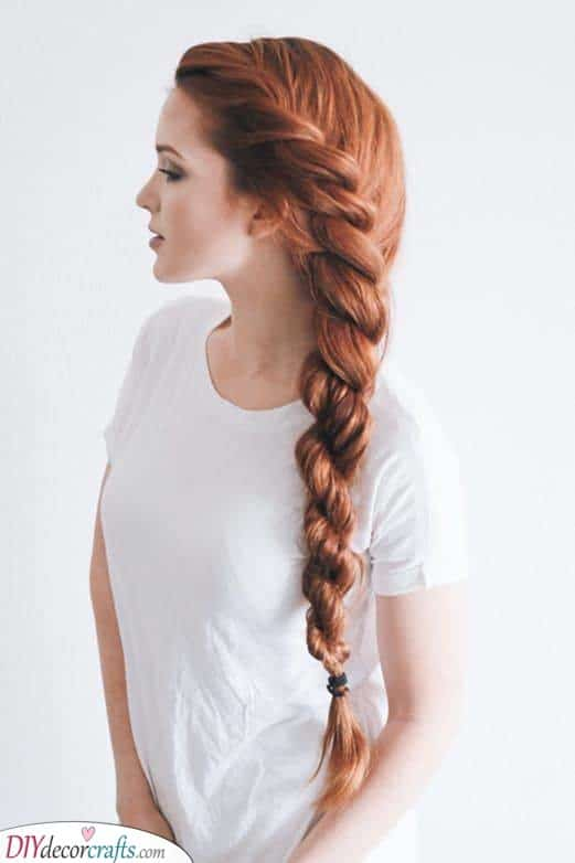 Braided Hairstyles for Long Hair - Easy Braids for Long Hair