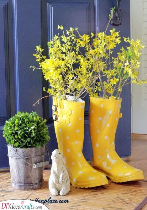 Spring Decorations for Your Home - Inspired by the Season