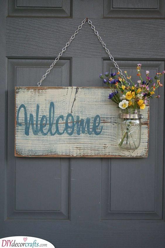 Spring Door Decorations - Spring Wreaths for Front Door