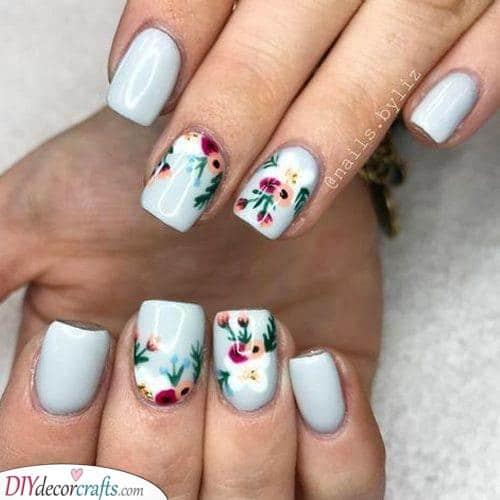 Spring Nail Designs - Spring Nail Ideas