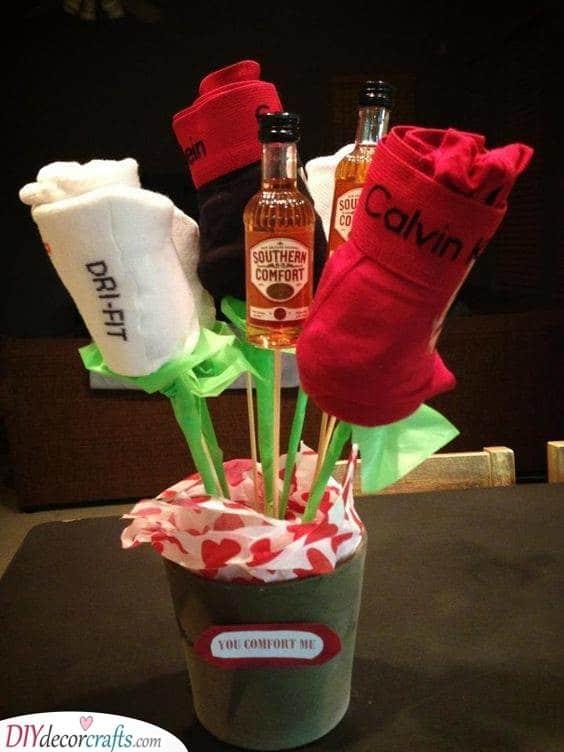 DIY Valentine's Day Gifts for Him - Valentine's Presents for Men