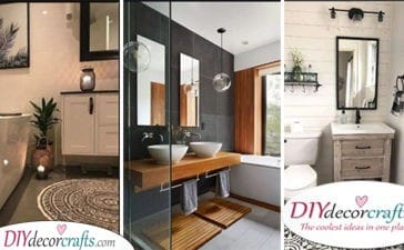 25 BEST BATHROOM DESIGN IDEAS - Simple Bathroom Ideas