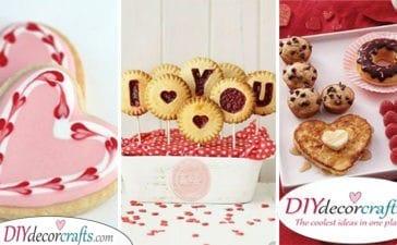 25 VALENTINES DAY FOOD IDEAS - Valentine's Day Recipes