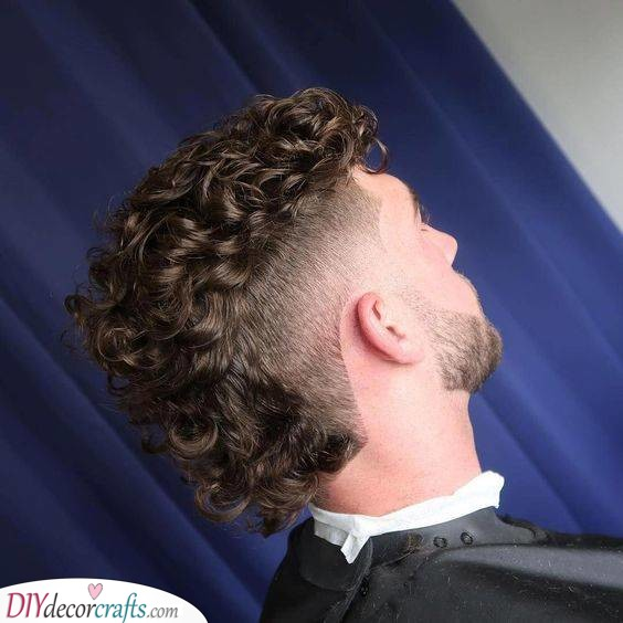The Curly Mullet - Bringing Back the Eighties