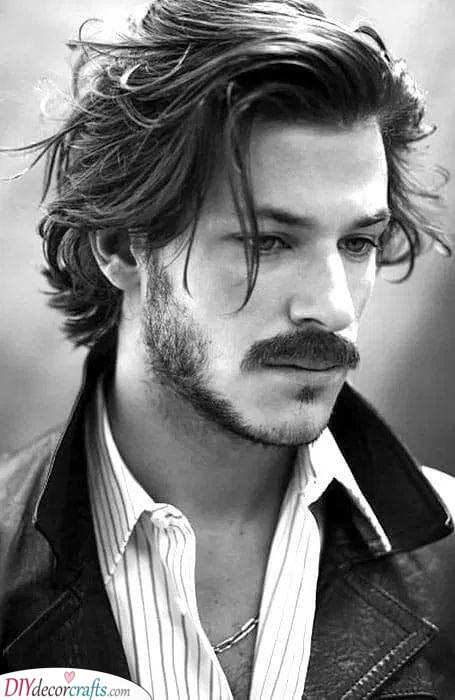 Swept to the Side - Best Hairstyles for Men