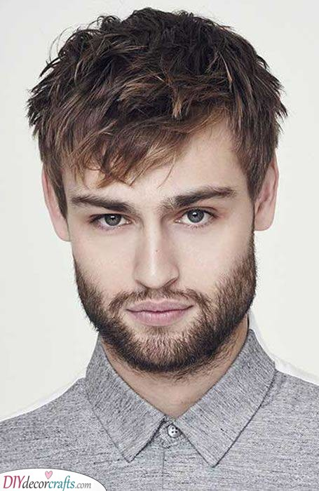 Terrific and Textured - A Low Maintenance Haircut