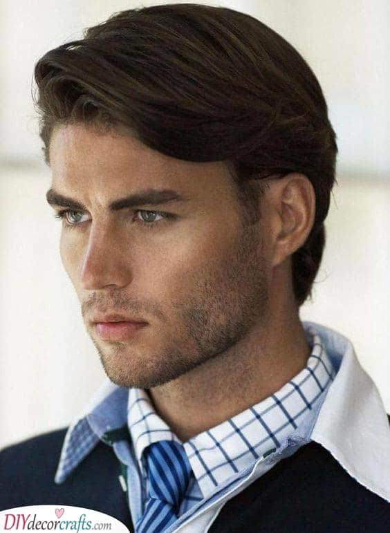 Looking Professional and Handsome - Hairstyles for Men