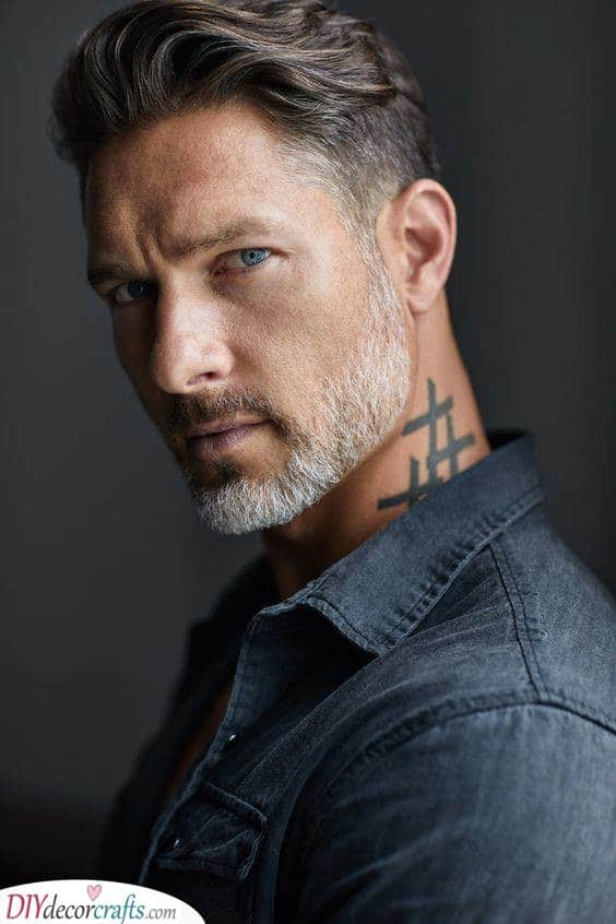Go for Grey - Cool Hairstyles for Men