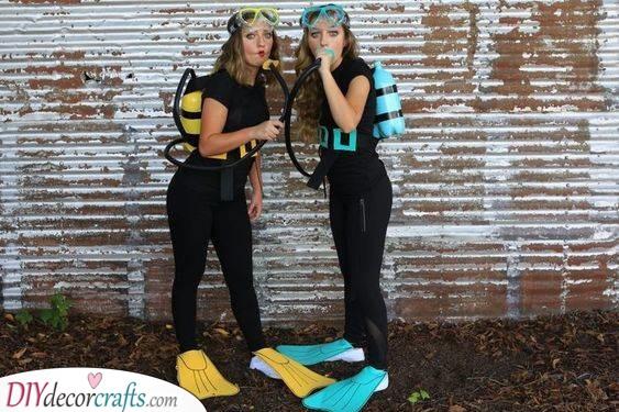 Becoming a Scuba Diver - Diving Deep Down