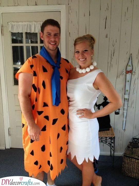 The Flintstones - A Prehistoric Character