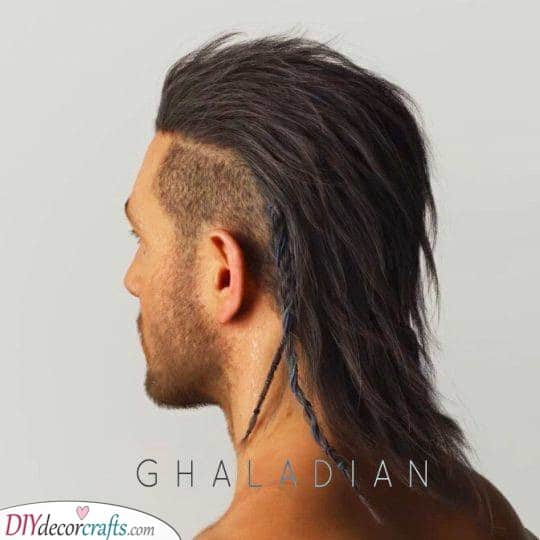 An Awesome Mullet - A Viking Vibe