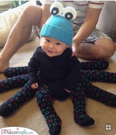 An Octopus - Fun and Sweet