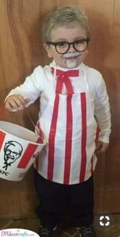 Colonel Sanders - Amazing Carnival Costumes for Babies