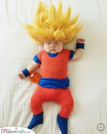 Cartoon Costume - Baby Costumes for Carnival