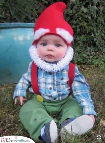 A Cute Gnome - A Creative Costume for Carnival