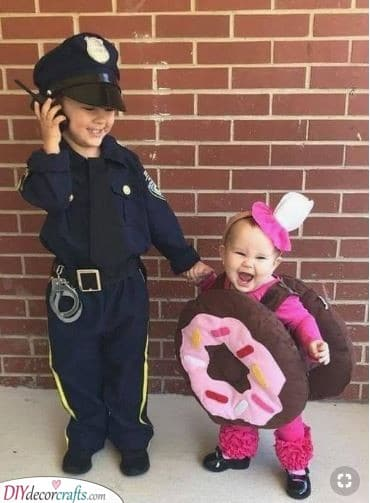 A Delicious Donut - Baby Costumes for Carnival