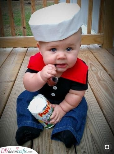 Perfect as Popeye - Unique and Creative