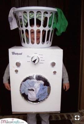 A Washing Machine - Inventive and Innovative