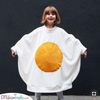 Sunny-Side Up - An Eggcelent Costume