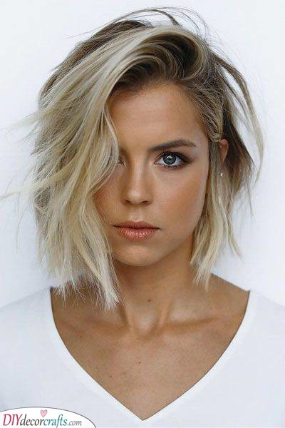 Hairstyles for Thin Hair - Hairstyles for Women with Fine Hair