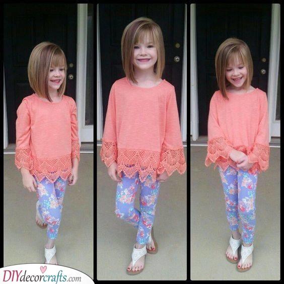 Cute Haircuts for Little Girls - Little Girl Haircut Ideas