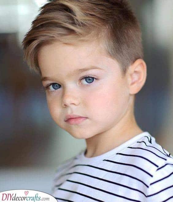 Toddler Boy Haircut - Awesome Little Boy Haircuts