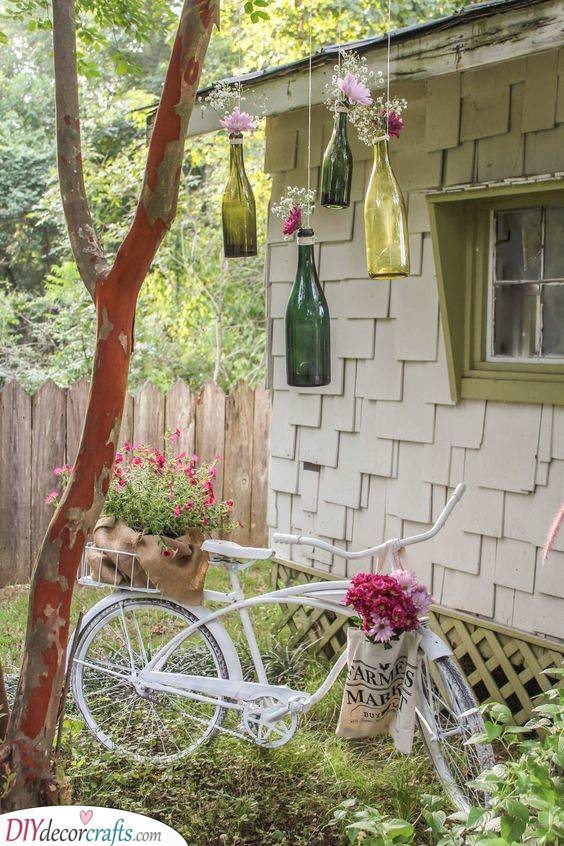 Garden Decoration Ideas for Summer - Outdoor Summer Decor