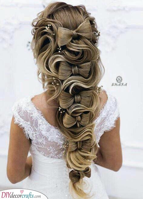 Elegant Wedding Hairstyles for Long Hair - Bridal Hairstyles