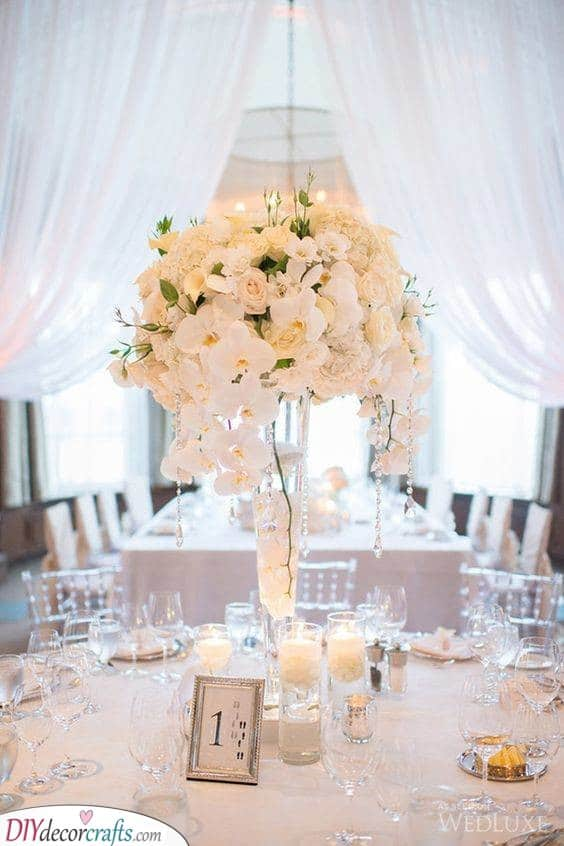 Wedding Table Decoration Ideas - Simple Wedding Table Decor