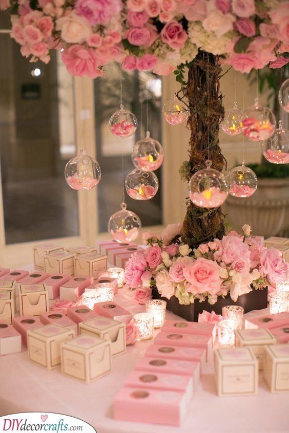 Cheap Wedding Decoration Ideas - DIY Wedding Decorations