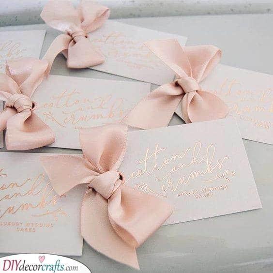 DIY Wedding Invitation Ideas - Handmade Wedding Invitations