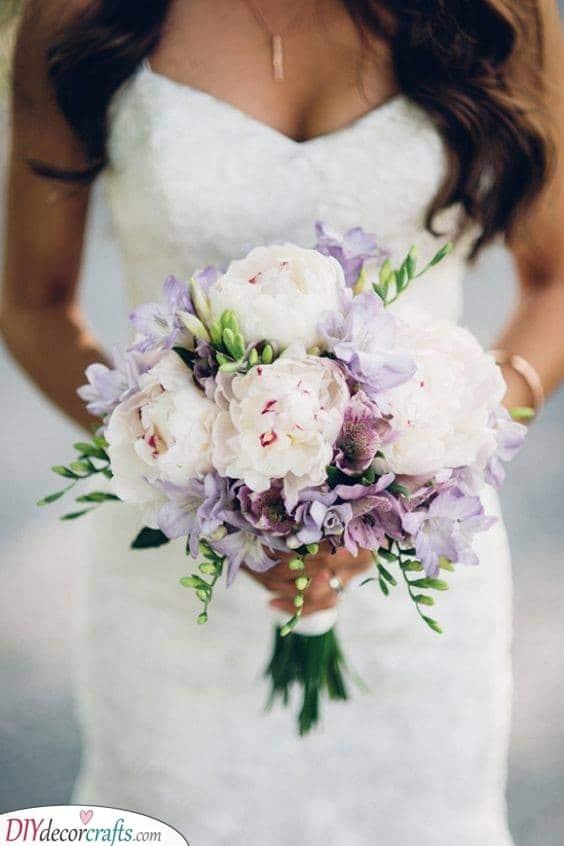 Simple Wedding Bouquets - Wedding Bouquet Ideas