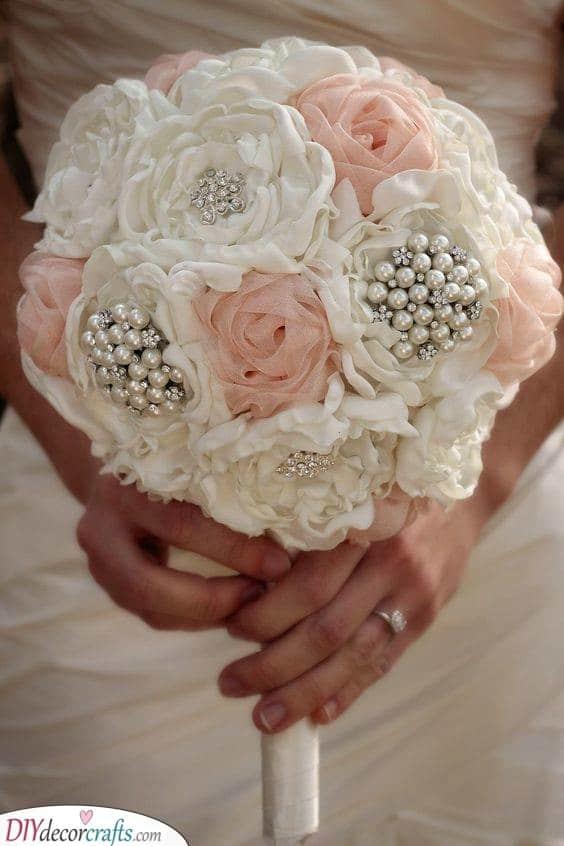 DIY Bridal Bouquets - Bridal Flower Bouquet Ideas