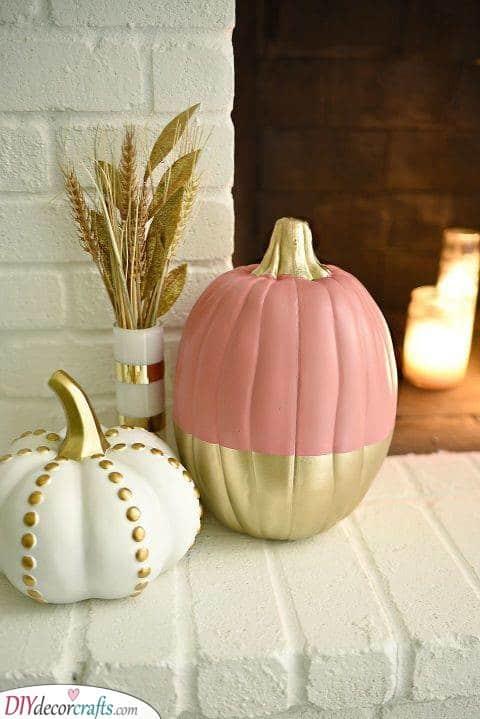 Pumpkin Painting Ideas - Creative Pumpkin Decorating Ideas
