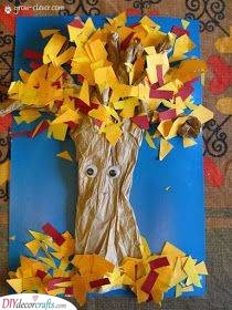Fall Crafts for Kids - Fun Fall Crafts for Toddlers