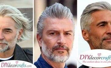 OLD MAN HAIRCUTS - Best Haircuts for Older Men