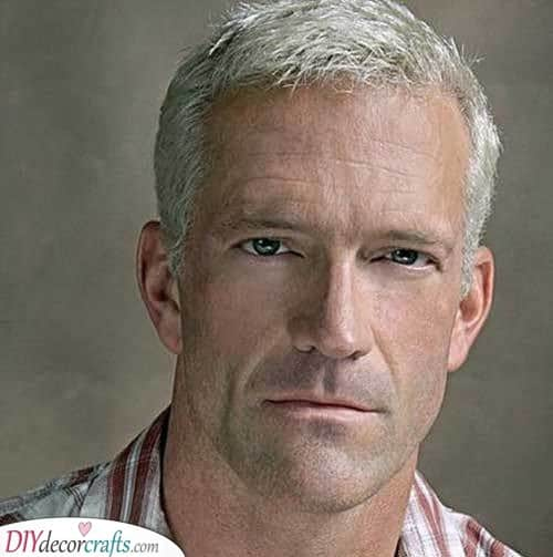 Short and Stylish - Short Haircuts for Older Men