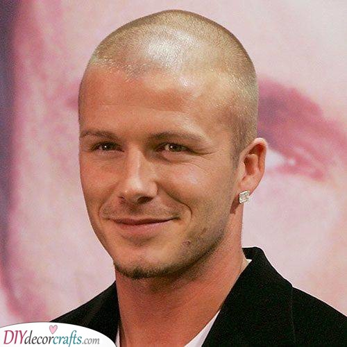 The Shortest Haircut - Short Hairstyles for Men