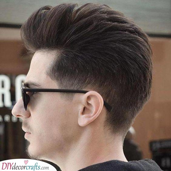 Looking Your Best - Short Hairstyles for Men