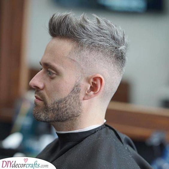 The Skin Fade Haircut – Short Hairstyles for Men
