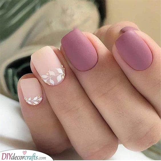 Nail Designs for Short Nails - Short Nail Designs